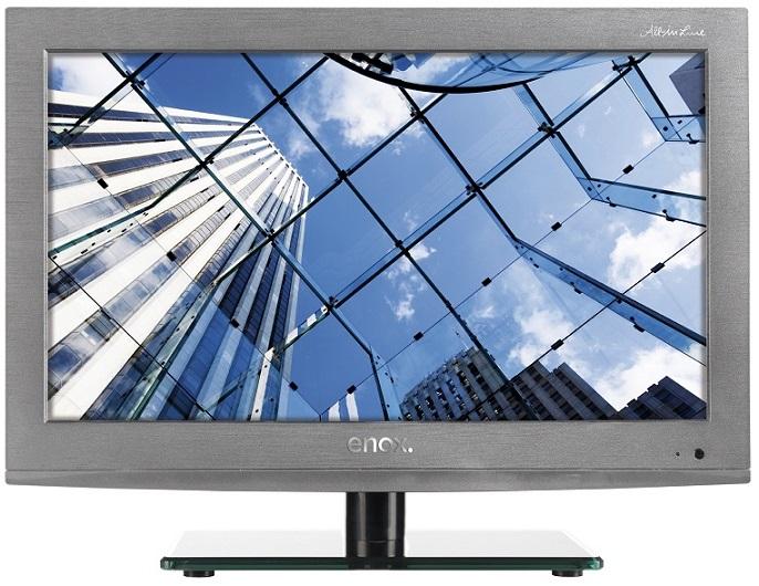 enox led tv 22 zoll full hd dvb t c s2 dvd 12 24 230 volt usb lkw camping ebay. Black Bedroom Furniture Sets. Home Design Ideas